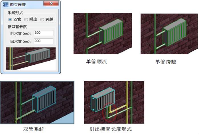 天正TR暖通软件_天正BIMv暖通系列_天正软件护士服设计图图片